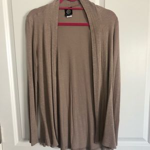 Tan Light Weight Cardigan